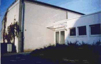 Eingang Westseite